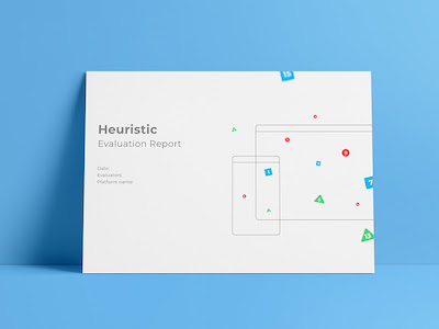 Heuristic Evaluation Template