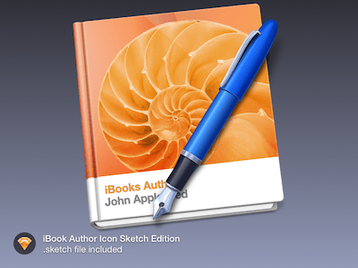 iBook Author Icon