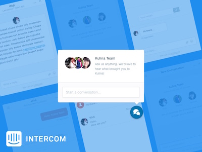 Intercom Mockup Kit