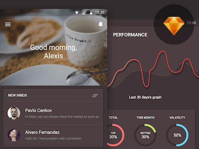 Investment Android App