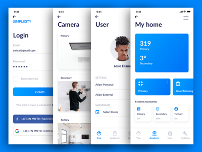 Small iOS UI Kit