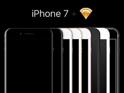 iPhone 7 Templates