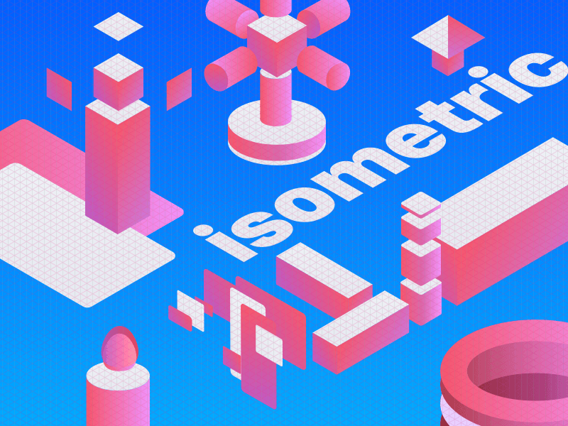 Isometric Grid and Elements