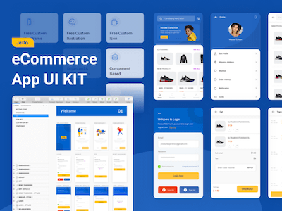 Jello Ecommerce UI Kit