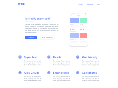 Loom UI Kit