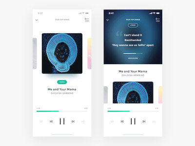Light Music App