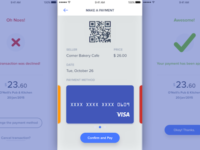 Basic Payments App