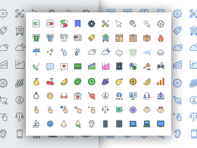 Pioneer Icons Free Sample