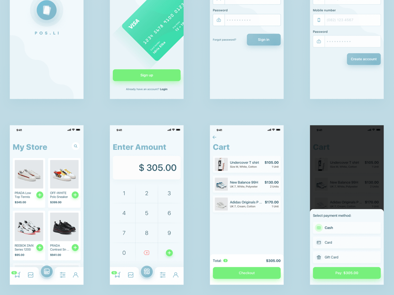 Point of Sale App
