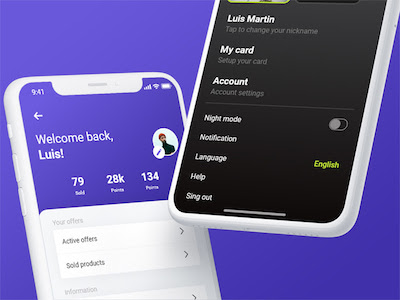 Profiles UI Kit