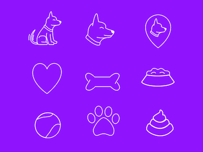 Puppy Icons