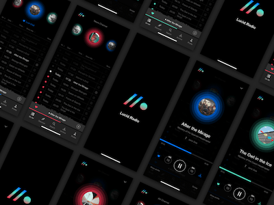 Radio Podcast App Concept