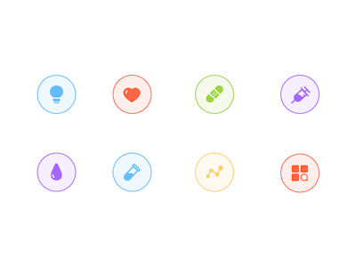8 Simple Icons