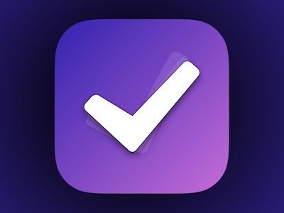 To-Do List App Icon Template