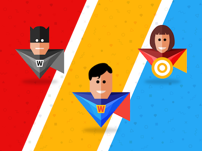 Superheroes Icons