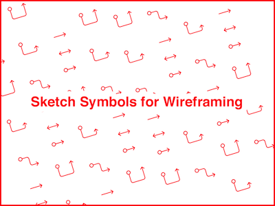 Wireframing Sketch Symbols