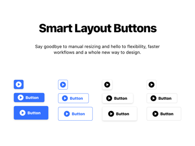 Smart Layout Buttons Playground