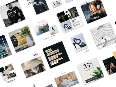 Fashion Social Media Kit