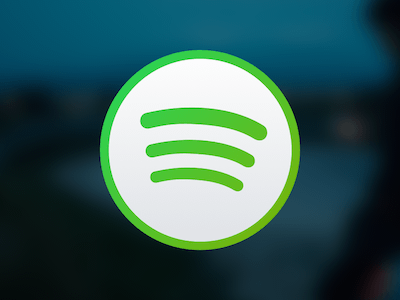 Spotify Light Icon