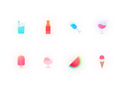 8 Summer Icons