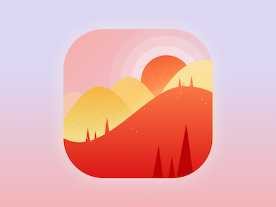 Sunrise App Icon