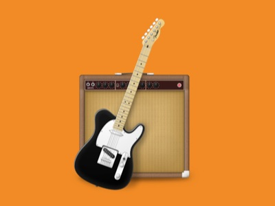 Fender Telecaster and Amplifier