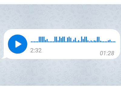 Telegram Voice Message