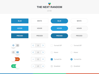 The Next Random UI Kit