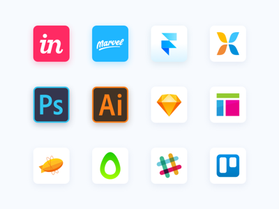 12 Tools Icons