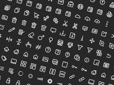 200 Essential Icons