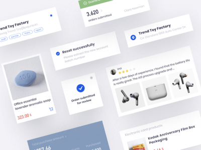9 Common Ecommerce Elements
