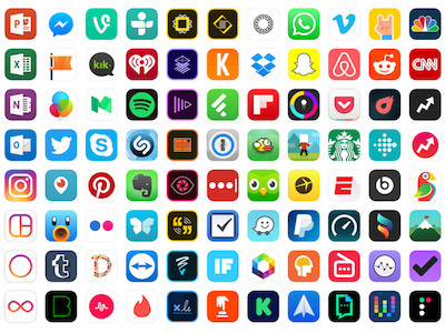 Ultimate App Icons Set