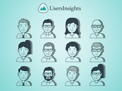Users Insights Avatars