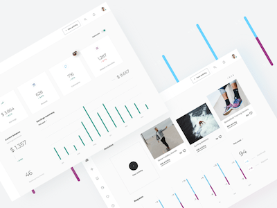 Simple User Dashboard