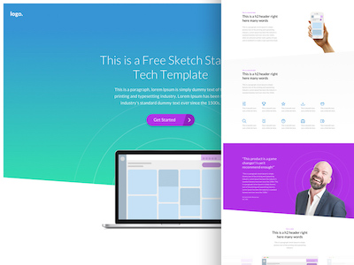 sketch app sources - free design resources and plugins - icons, ui, Invoice templates