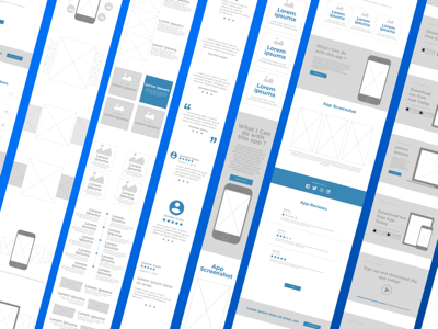 Wireframe Magic UI