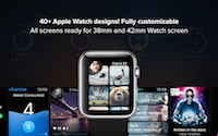 Apple Watch GUI Kit