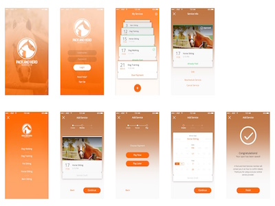 Animal Care and Services App