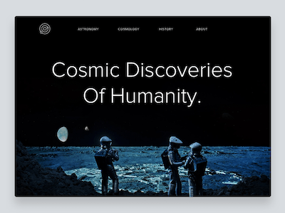 Cosmic Discoveries