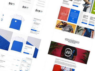 Dink UI Kit Free Sample