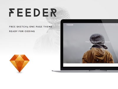 Feeder Website Design