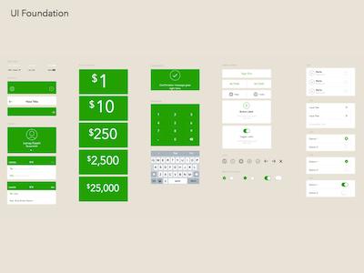 Square Cash App UI Kit Sketch freebie - Download free resource for Sketch - Sketch App Sources