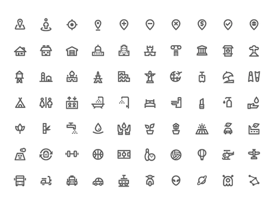 350 Free Material Design Icons